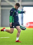 6 February 2020; Luke McGrath during Ireland Rugby squad training at the IRFU High Performance Centre at the Sport Ireland Campus in Dublin. Photo by Brendan Moran/Sportsfile