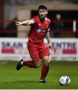 7 February 2020; Gary Deegan of Shelbourne during the pre-season friendly match between Shelbourne and Bray Wanderers at Tolka Park in Dublin. Photo by Ben McShane/Sportsfile