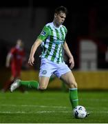 7 February 2020; Leigh Kavanagh of Bray Wanderers during the pre-season friendly match between Shelbourne and Bray Wanderers at Tolka Park in Dublin. Photo by Ben McShane/Sportsfile