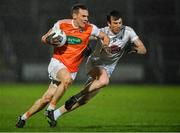 8 February 2020; Paddy Burns of Armagh in action against Paddy Brophy of Kildare during the Allianz Football League Division 2 Round 3 match between Armagh and Kildare at Athletic Grounds in Armagh. Photo by Piaras Ó Mídheach/Sportsfile