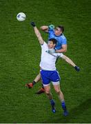 8 February 2020; Darren Hughes of Monaghan in action against Brian Howard of Dublin during the Allianz Football League Division 1 Round 3 match between Dublin and Monaghan at Croke Park in Dublin. Photo by Stephen McCarthy/Sportsfile