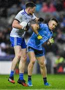 8 February 2020; Conor McManus of Monaghan and Eoin Murchan of Dublin during the Allianz Football League Division 1 Round 3 match between Dublin and Monaghan at Croke Park in Dublin. Photo by Seb Daly/Sportsfile