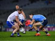 8 February 2020; Dean Rock of Dublin in action against Conor Boyle of Monaghan during the Allianz Football League Division 1 Round 3 match between Dublin and Monaghan at Croke Park in Dublin. Photo by Ray McManus/Sportsfile