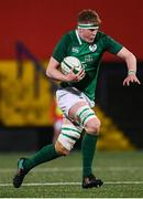 7 February 2020; Sean O'Brien of Ireland during the U20 Six Nations Rugby Championship match between Ireland and Wales at Irish Independent Park in Cork. Photo by Harry Murphy/Sportsfile