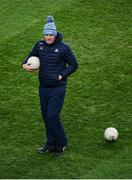8 February 2020; Dublin manager Mick Bohan during the Lidl Ladies National Football League Division 1 Round 3 match between Dublin and Cork at Croke Park in Dublin. Photo by Stephen McCarthy/Sportsfile