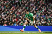 8 February 2020; Conor Murray of Ireland during the Guinness Six Nations Rugby Championship match between Ireland and Wales at the Aviva Stadium in Dublin. Photo by Ramsey Cardy/Sportsfile