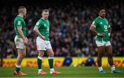 8 February 2020; Keith Earls of Ireland during the Guinness Six Nations Rugby Championship match between Ireland and Wales at the Aviva Stadium in Dublin. Photo by Ramsey Cardy/Sportsfile