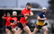 8 February 2020; Robert Downey of UCC during the Fitzgibbon Cup Semi-Final match between DCU Dóchas Éireann and UCC at Dublin City University Sportsgrounds. Photo by Sam Barnes/Sportsfile