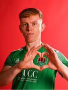 7 February 2020; Alec Byrne during a Cork City Squad Portraits Session at Bishopstown Stadium in Cork. Photo by Eóin Noonan/Sportsfile