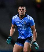 8 February 2020; Brian Howard of Dublin during the Allianz Football League Division 1 Round 3 match between Dublin and Monaghan at Croke Park in Dublin. Photo by Ray McManus/Sportsfile