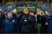 9 February 2020; Donegal manager Declan Bonner, centre, waiting with his players in the tunnel before the Allianz Football League Division 1 Round 3 match between Donegal and Galway at O'Donnell Park in Letterkenny, Donegal. Photo by Oliver McVeigh/Sportsfile