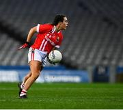 8 February 2020; Orlagh Farmer of Cork during the Lidl Ladies National Football League Division 1 Round 3 match between Dublin and Cork at Croke Park in Dublin. Photo by Ray McManus/Sportsfile