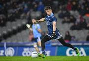 8 February 2020; Evan Comerford of Dublin during the Allianz Football League Division 1 Round 3 match between Dublin and Monaghan at Croke Park in Dublin. Photo by Seb Daly/Sportsfile