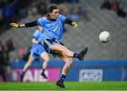 8 February 2020; Lyndsey Davey of Dublin during the Lidl Ladies National Football League Division 1 Round 3 match between Dublin and Cork at Croke Park in Dublin. Photo by Seb Daly/Sportsfile