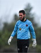 8 February 2020; Mark McNulty of Cork City during the pre-season friendly match between Cork City and Longford Town at Cork City training ground in Bishopstown, Cork. Photo by Eóin Noonan/Sportsfile