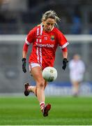 8 February 2020; Orla Finn of Cork during the Lidl Ladies National Football League Division 1 Round 3 match between Dublin and Cork at Croke Park in Dublin. Photo by Seb Daly/Sportsfile