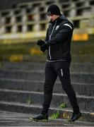 8 February 2020; Longford Town manager Daire Doyle during the pre-season friendly match between Cork City and Longford Town at Cork City training ground in Bishopstown, Cork. Photo by Eóin Noonan/Sportsfile
