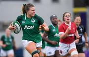 9 February 2020; Dorothy Wall of Ireland during the Women's Six Nations Rugby Championship match between Ireland and Wales at Energia Park in Dublin. Photo by Ramsey Cardy/Sportsfile