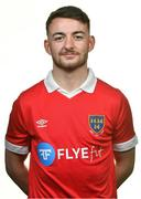 8 February 2020; Dan McKenna during a Shelbourne FC squad portraits session at Tolka Park in Dublin. Photo by Seb Daly/Sportsfile