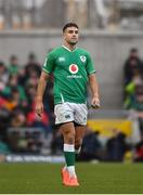 8 February 2020; Conor Murray of Ireland during the Guinness Six Nations Rugby Championship match between Ireland and Wales at Aviva Stadium in Dublin. Photo by David Fitzgerald/Sportsfile