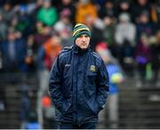 9 February 2020; Meath manager Andy McEntee during the Allianz Football League Division 1 Round 3 match between Meath and Mayo at Páirc Tailteann in Navan, Meath. Photo by Seb Daly/Sportsfile