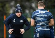 10 February 2020; Seán Cronin during Leinster Rugby squad training at UCD, Dublin. Photo by Ramsey Cardy/Sportsfile
