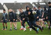 10 February 2020; James Lowe during Leinster Rugby squad training at UCD, Dublin. Photo by Ramsey Cardy/Sportsfile