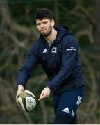 10 February 2020; Harry Byrne during Leinster Rugby squad training at UCD, Dublin. Photo by Ramsey Cardy/Sportsfile