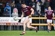 9 February 2020; Shane Walsh of Galway during the Allianz Football League Division 1 Round 3 match between Donegal and Galway at O'Donnell Park in Letterkenny, Donegal. Photo by Oliver McVeigh/Sportsfile