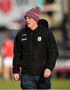 9 February 2020; Galway selector Micheal O'Domhnaill before the Allianz Football League Division 1 Round 3 match between Donegal and Galway at O'Donnell Park in Letterkenny, Donegal. Photo by Oliver McVeigh/Sportsfile