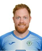 10 February 2020; Ryan Connolly during a Finn Harps Squad Portraits Session at Finn Valley Centre in Stranorlar, Co. Donegal. Photo by Oliver McVeigh/Sportsfile