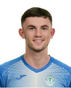 10 February 2020; Charlie White during a Finn Harps Squad Portraits Session at Finn Valley Centre in Stranorlar, Co. Donegal. Photo by Oliver McVeigh/Sportsfile