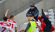 9 February 2020; Cork manager Ronan McCarthy after the Allianz Football League Division 3 Round 3 match between Cork and Down at Páirc Uí Chaoimh in Cork. Photo by Piaras Ó Mídheach/Sportsfile