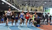 12 February 2020; Athletes start the AIT Mile event during the AIT International Grand Prix 2020 at AIT International Arena in Athlone, Westmeath. Photo by Sam Barnes/Sportsfile