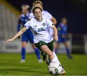 14 February 2020; Aoife Horgan of Republic of Ireland during the Women's Under-17s International Friendly between Republic of Ireland and Iceland at the RSC in Waterford United. Photo by Matt Browne/Sportsfile