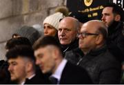 14 February 2020; FAI President Gerry McAnaney in attendance during the SSE Airtricity League Premier Division match between Cork City and Shelbourne at Turners Cross in Cork. Photo by Eóin Noonan/Sportsfile
