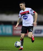 14 February 2020; Michael Duffy of Dundalk during the SSE Airtricity League Premier Division match between Dundalk and Derry City at Oriel Park in Dundalk, Louth. Photo by Ben McShane/Sportsfile