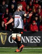 14 February 2020; Jerry Sexton of Isuzu Southern Kings during the Guinness PRO14 Round 11 match between Munster and Isuzu Southern Kings at Irish Independent Park in Cork. Photo by Brendan Moran/Sportsfile