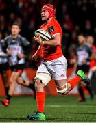 14 February 2020; John Hodnett of Munster during the Guinness PRO14 Round 11 match between Munster and Isuzu Southern Kings at Irish Independent Park in Cork. Photo by Brendan Moran/Sportsfile