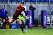 12 February 2020; Jonathan Crossley of Kilkenny College during the Bank of Ireland Leinster Schools Senior Cup Second Round match between Kilkenny College and Newbridge College at Energia Park in Dublin. Photo by Piaras Ó Mídheach/Sportsfile
