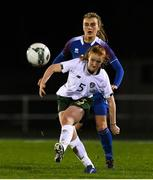 14 February 2020; Shauna Brennan of Republic of Ireland during the Women's Under-17s International Friendly between Republic of Ireland and Iceland at the RSC in Waterford United. Photo by Matt Browne/Sportsfile