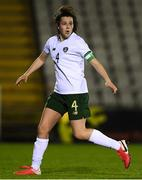 14 February 2020; Della Doherty of Republic of Ireland during the Women's Under-17s International Friendly between Republic of Ireland and Iceland at the RSC in Waterford United. Photo by Matt Browne/Sportsfile