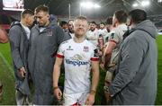 15 February 2020; David Shanahan of Ulster dejected following the Guinness PRO14 Round 11 match between Ospreys and Ulster at Liberty Stadium in Swansea, Wales. Photo by Gareth Everett/Sportsfile