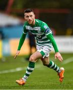 15 February 2020; Jack Byrne of Shamrock Rovers during the SSE Airtricity League Premier Division match between Bohemians and Shamrock Rovers at Dalymount Park in Dublin. Photo by Seb Daly/Sportsfile