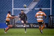 15 February 2020; Harry Byrne of Leinster during the Guinness PRO14 Round 11 match between Leinster and Toyota Cheetahs at the RDS Arena in Dublin. Photo by Ramsey Cardy/Sportsfile