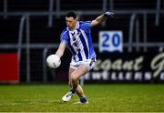 4 January 2020; Ryan Basquel of Ballyboden St Enda's during the AIB GAA Football All-Ireland Senior Club Championship semi-final match between Kilcoo and Ballyboden St Enda's at Kingspan Breffni in Cavan. Photo by Piaras Ó Mídheach/Sportsfile