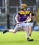 16 February 2020; Simon Donohoe of Wexford during the Allianz Hurling League Division 1 Group B Round 3 match between Wexford and Kilkenny at Chadwicks Wexford Park in Wexford. Photo by Ray McManus/Sportsfile