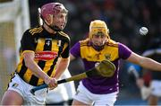 16 February 2020; Ciaran Wallace of Kilkenny during the Allianz Hurling League Division 1 Group B Round 3 match between Wexford and Kilkenny at Chadwicks Wexford Park in Wexford. Photo by Ray McManus/Sportsfile