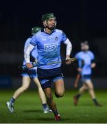 15 February 2020; Chris Crummey of Dublin during the Allianz Hurling League Division 1 Group B Round 3 match between Carlow and Dublin at Netwatch Cullen Park in Carlow. Photo by David Fitzgerald/Sportsfile