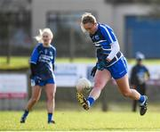16 February 2020; Caoimhe McGrath of Waterford during the Lidl Ladies National Football League Division 1 Round 3 match between Mayo and Waterford at Swinford Amenity Park in Swinford, Mayo. Photo by Sam Barnes/Sportsfile